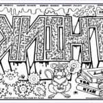 Coloring Pages For Teenagers Graffiti Unique Photos Graffiti Diplomacy Store