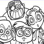 Coloring Pages For Teens Unique Collection Teen Titans Coloring Pages Best Coloring Pages For Kids