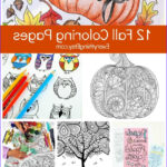 Coloring Pages Free For Adults Beautiful Photos 12 Fall Coloring Pages For Adults Free Printables