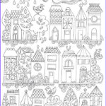 Coloring Pages Free For Adults Elegant Photos Free Colouring Poster Tiny Town