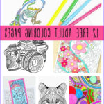 Coloring Pages Free For Adults Luxury Images Free Printable Coloring Pages For Adults 12 More Designs