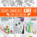 Coloring Pages Free For Adults New Photos Free Printable Adult Coloring Pages For Fall Red Ted Art