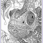Coloring Pages Free For Adults New Photos Printable Iguana Adult Coloring Pages