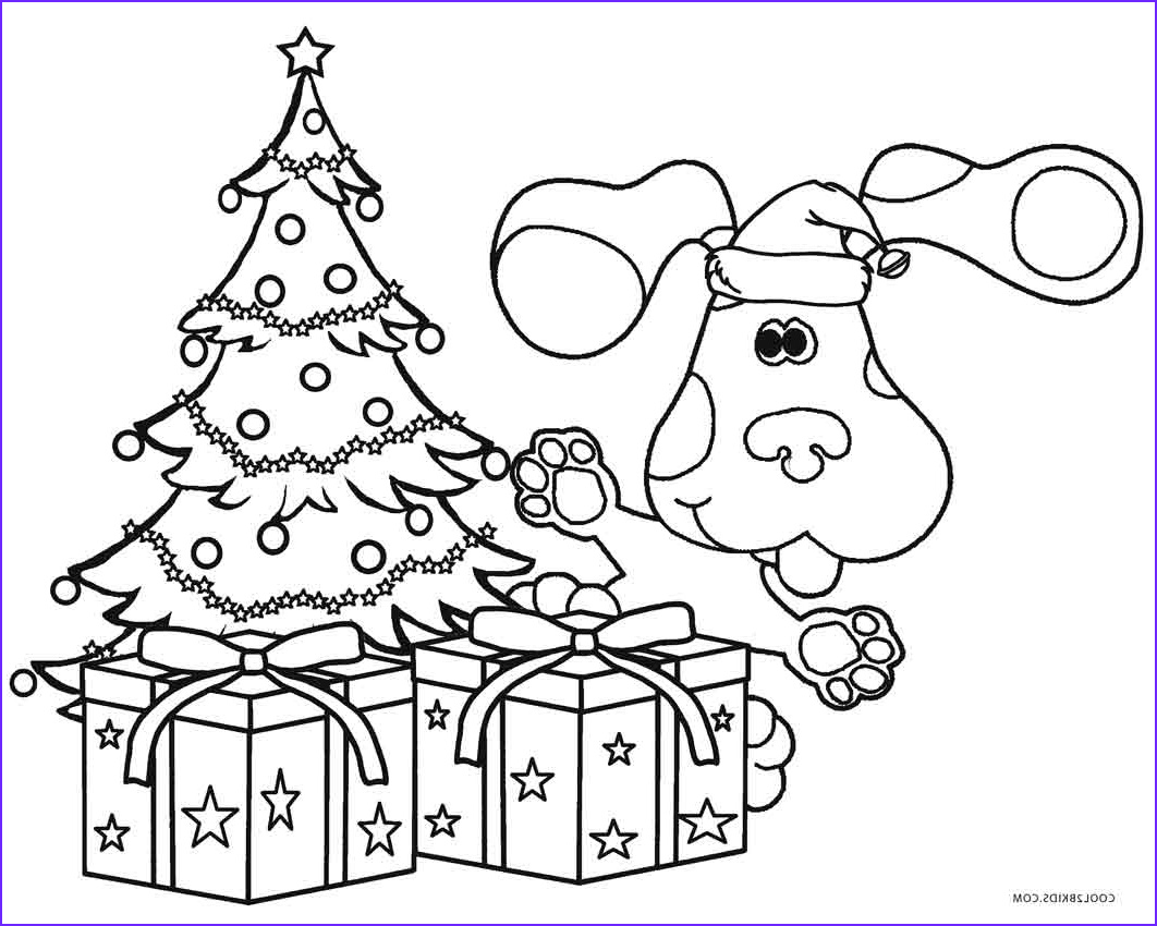 Coloring Pages Free Inspirational Photos Free Printable Blues Clues Coloring Pages for Kids