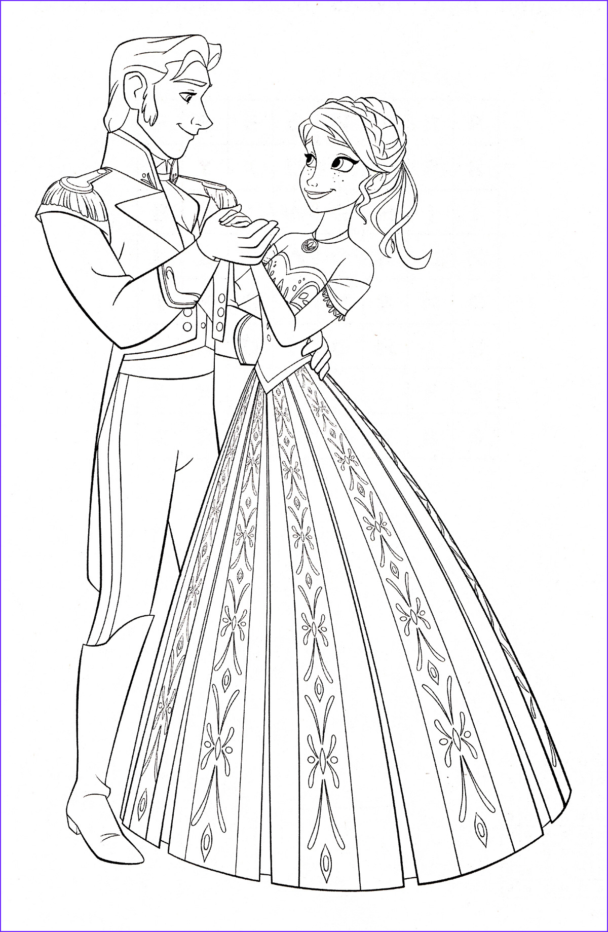 Coloring Pages Frozen Cool Images Disney Frozen Coloring Pages to Download