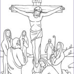 Coloring Pages Jesus Best Of Images Stations Of The Cross Coloring Pages The Catholic Kid