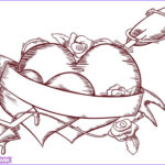 Coloring Pages Love Elegant Photos Emo Love Coloring Pages Disney Coloring Pages