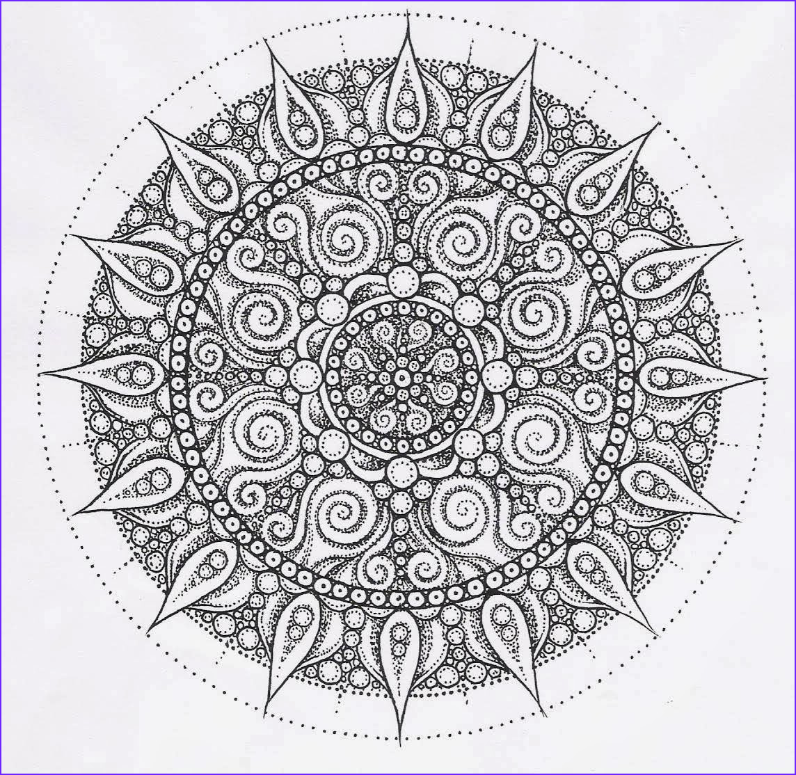 Coloring Pages Mandala Inspirational Image Printable Coloring Pages
