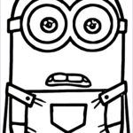 Coloring Pages Minions Awesome Stock Minions Coloring Pages Wecoloringpage