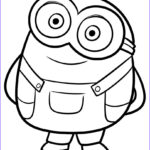Coloring Pages Minions Beautiful Images Minion Coloring Pages