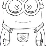 Coloring Pages Minions Cool Image Minions Coloring Pages Wecoloringpage