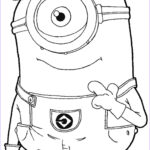Coloring Pages Minions Elegant Photos Free Minion Coloring Pages Bestofcoloring