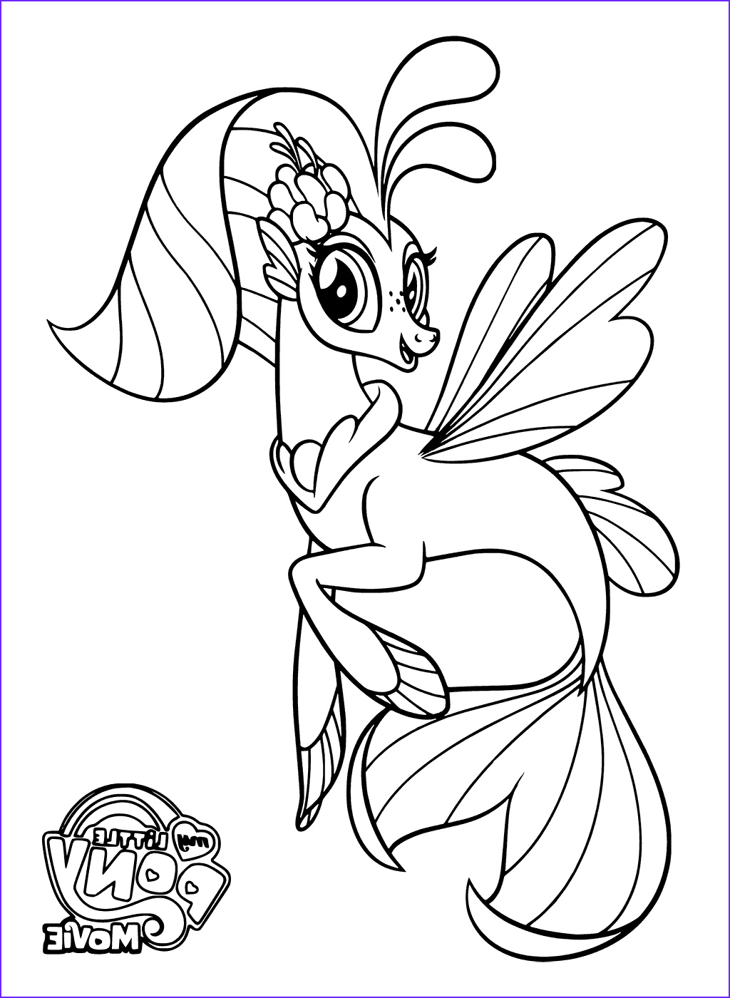 Coloring Pages My Little Pony Awesome Photos My Little Pony the Movie Coloring Pages to and