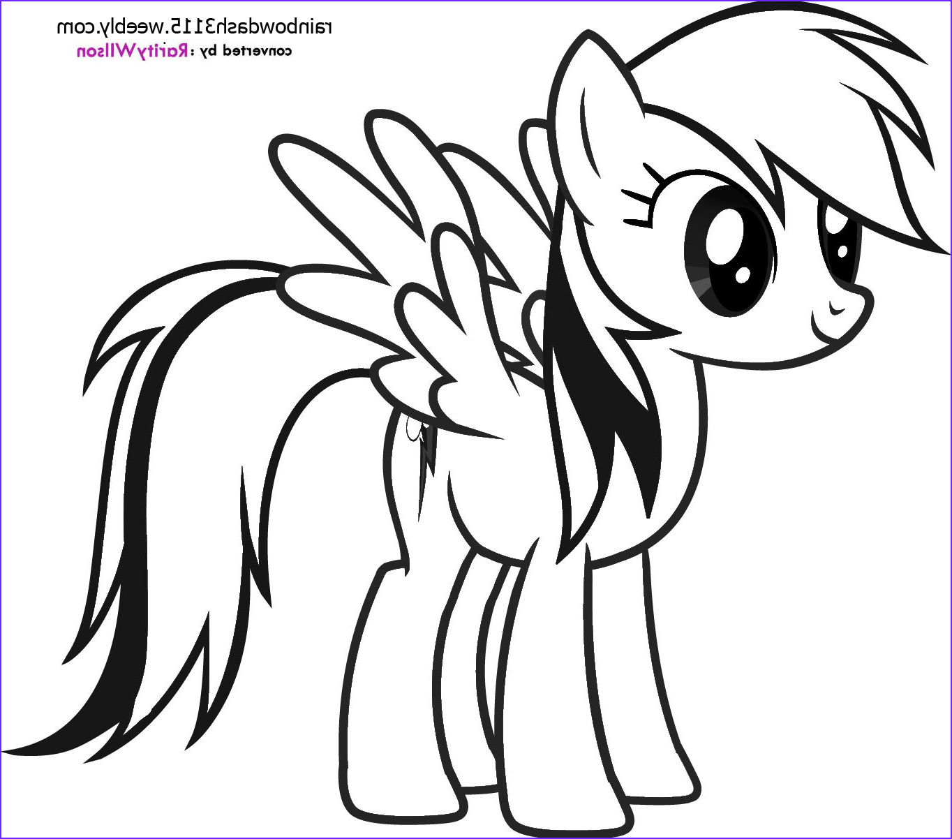 Coloring Pages My Little Pony New Gallery My Little Pony Coloring Pages