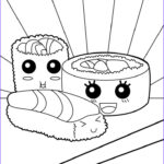 Coloring Pages Of Food Beautiful Collection Kawaii Coloring Pages Best Coloring Pages for Kids