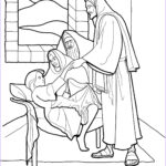 Coloring Pages Of Jesus Awesome Images Christ Raising The Daughter Of Jairus Coloring Page