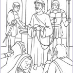 Coloring Pages Of Jesus Best Of Collection Stations Of The Cross Coloring Pages The Catholic Kid