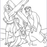 Coloring Pages Of Jesus Elegant Stock Stations Of The Cross Coloring Pages The Catholic Kid