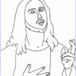 Coloring Pages Of Jesus New Images Jesus Christ Coloring Pages