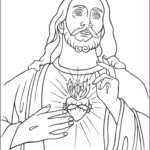 Coloring Pages Of Jesus Unique Stock Pin By Thecatholickid On Catholic Coloring Pages For
