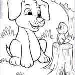 Coloring Pages Of Puppies Luxury Stock Puppies Colouring Pages