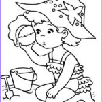 Coloring Pages Of The Beach Awesome Images Summer Beach Coloring Pages Summer Coloring Page For Kids