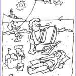 Coloring Pages Of The Beach Awesome Photos 25 Free Printable Beach Coloring Pages