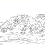 Coloring Pages Of The Beach Awesome Photos Beach Coloring Pages