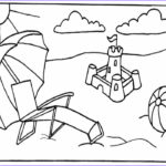 Coloring Pages Of The Beach Best Of Collection Fun Coloring Pages Beach Coloring Pages