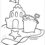 Coloring Pages Of The Beach New Photos Coloring Pages Beach Coloring Pages Collection 2010