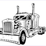 Coloring Pages Of Trucks Beautiful Collection Print & Download Inviting Kids to Do the Transformers