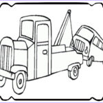 Coloring Pages Of Trucks Beautiful Photos Tow Trucks Coloring Pages Coloring Home