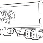 Coloring Pages Of Trucks Inspirational Gallery Country Fresh Transport Truck Coloring Pages Picolour
