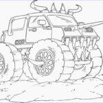 Coloring Pages Of Trucks Inspirational Photos Drawing Monster Truck Coloring Pages With Kids