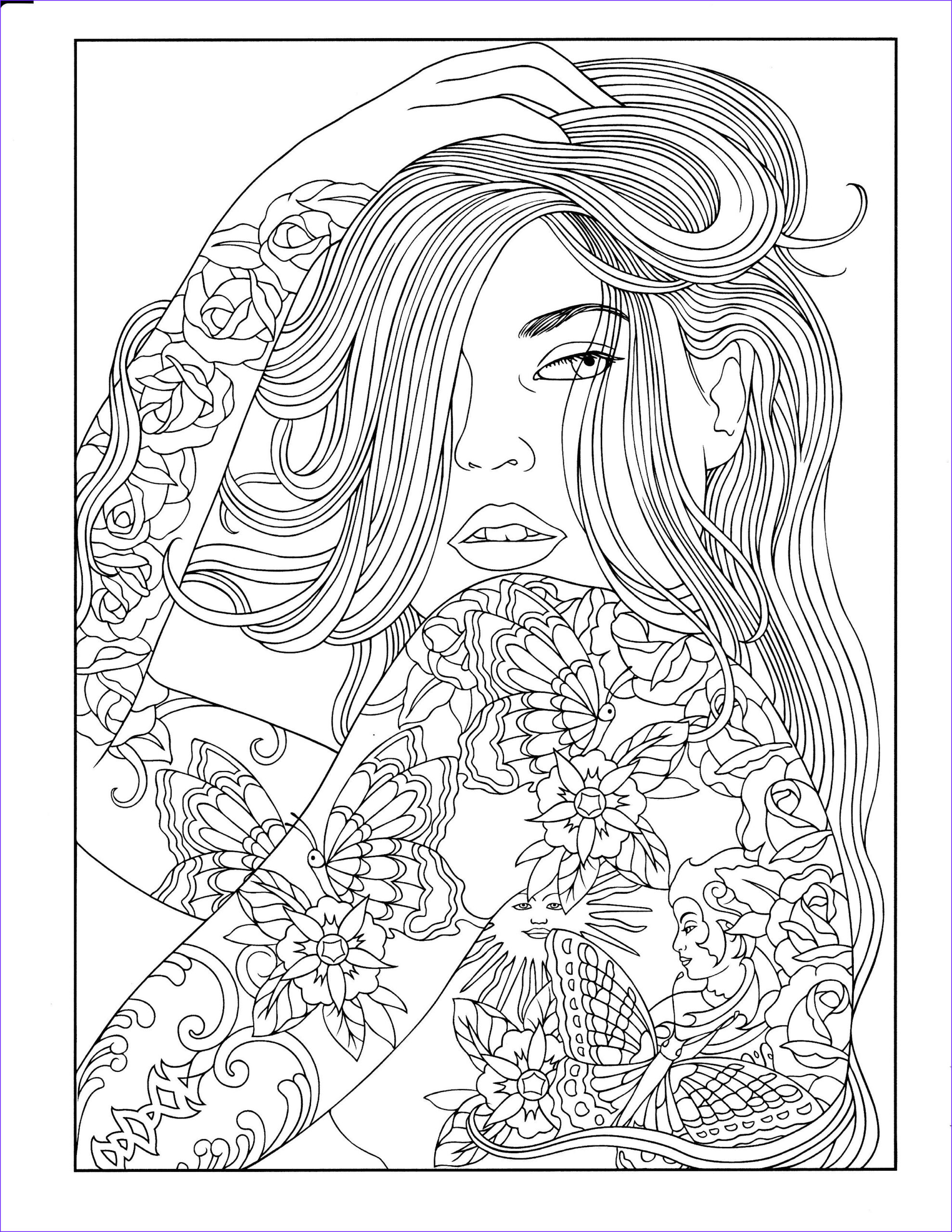 Coloring Pages People Awesome Collection Printable Coloring Page … Coloring Pages