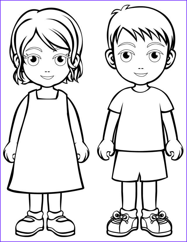 Coloring Pages People Best Of Photos Children Free Printable Coloring Pages