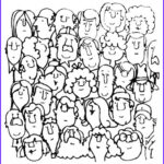 Coloring Pages People Elegant Image New Recent Sunday School Lessons – Word For Life Says…