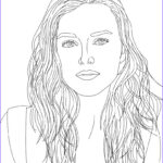 Coloring Pages People New Collection Keira Knightley Coloring Pages Hellokids