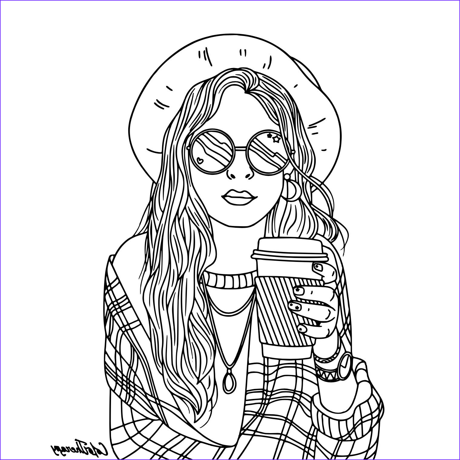 Coloring Pages People Unique Photos Pin by Desiree On Hair Bow