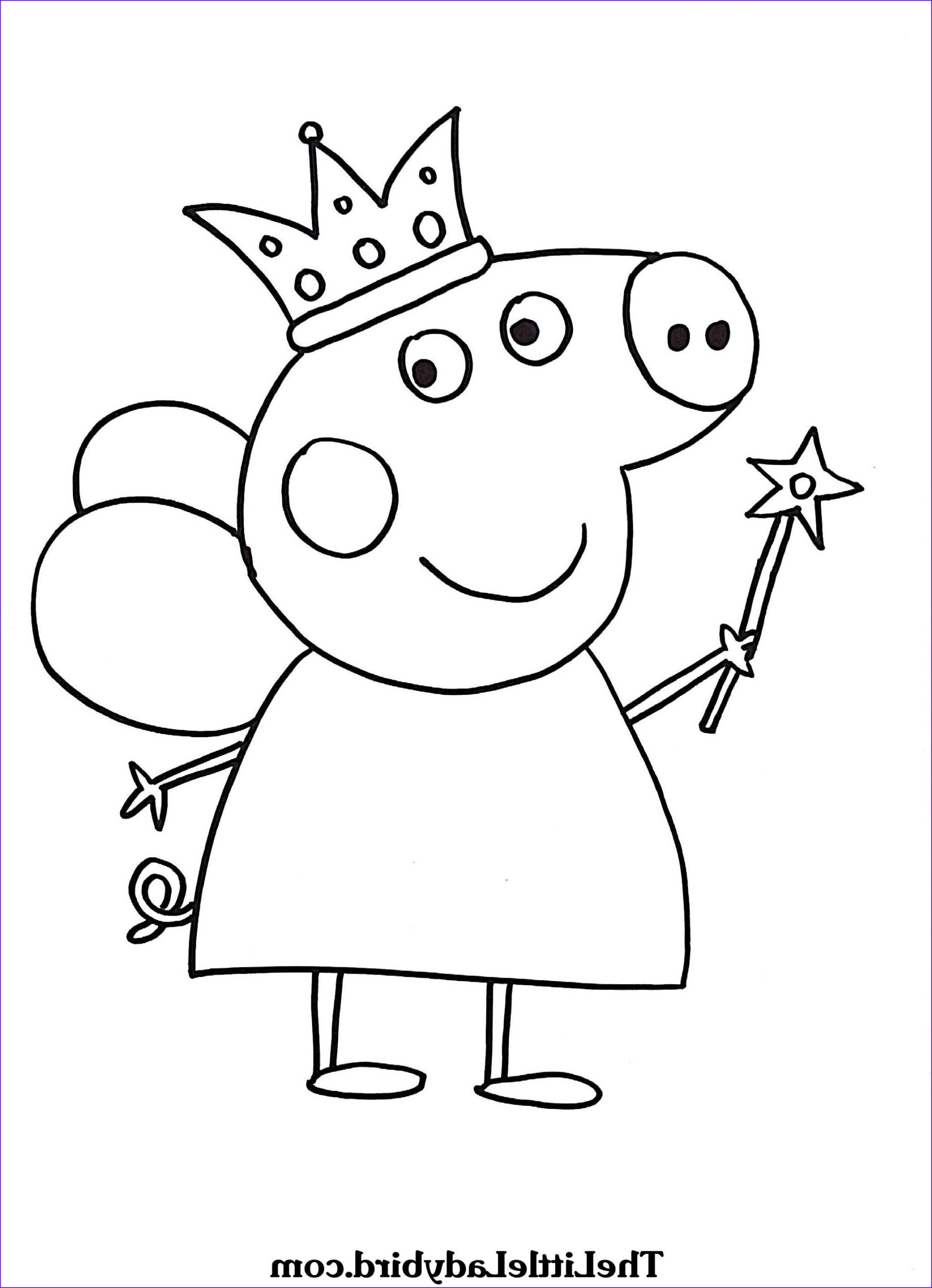 Coloring Pages Peppa Pig Awesome Images Peppa Pig Valentines Coloring Pages – From the Thousand