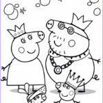 Coloring Pages Peppa Pig Beautiful Stock Peppa Pig Coloring Pages 02 Coloring Pinterest