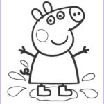 Coloring Pages Peppa Pig Best Of Collection Peppa Pig Coloring Pages To Print For Free And Color
