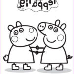 Coloring Pages Peppa Pig Best Of Image Peppa Pig And Friends Colouring In Printable