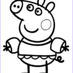 Coloring Pages Peppa Pig Cool Photography Peppa Pig Coloring Pages