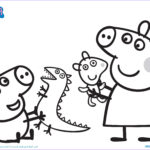 Coloring Pages Peppa Pig Cool Photos Download Fun Activities And Color Ins To Print Out And