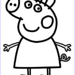Coloring Pages Peppa Pig Inspirational Photos Immagini Da Colorare Peppa Pig