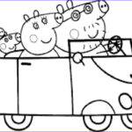 Coloring Pages Peppa Pig Unique Collection Peppa Pig Coloring Book L Coloring Pages For Children