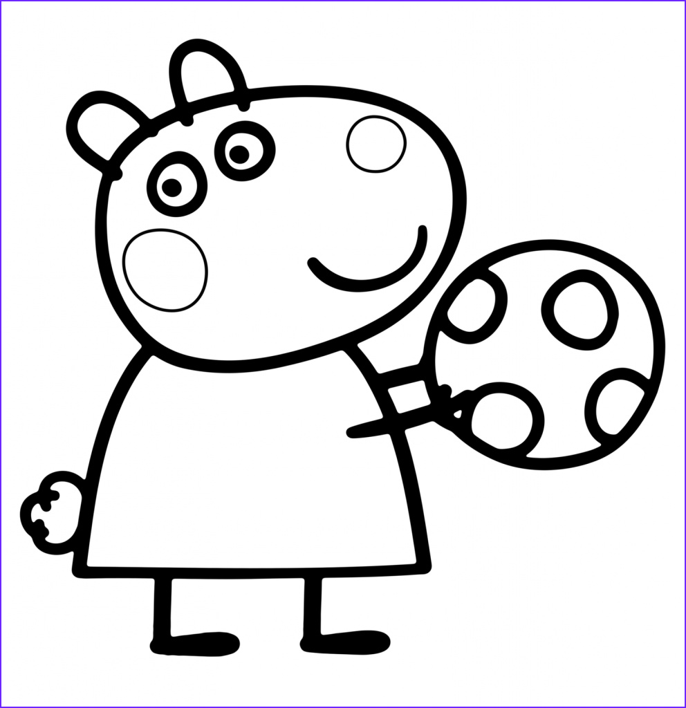 Coloring Pages Peppa Pig Unique Gallery top 10 Peppa Pig Coloring Pages 2017 You Haven T Seen