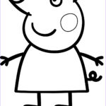 Coloring Pages Peppa Pig Unique Photos Baby Potatoes Family Of Peppa Pig