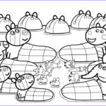 Coloring Pages Peppa Pig Unique Photos Wheels On The Bus